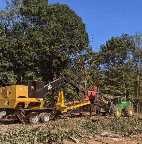 Forestry Services - Stewart's Grading and Hauling